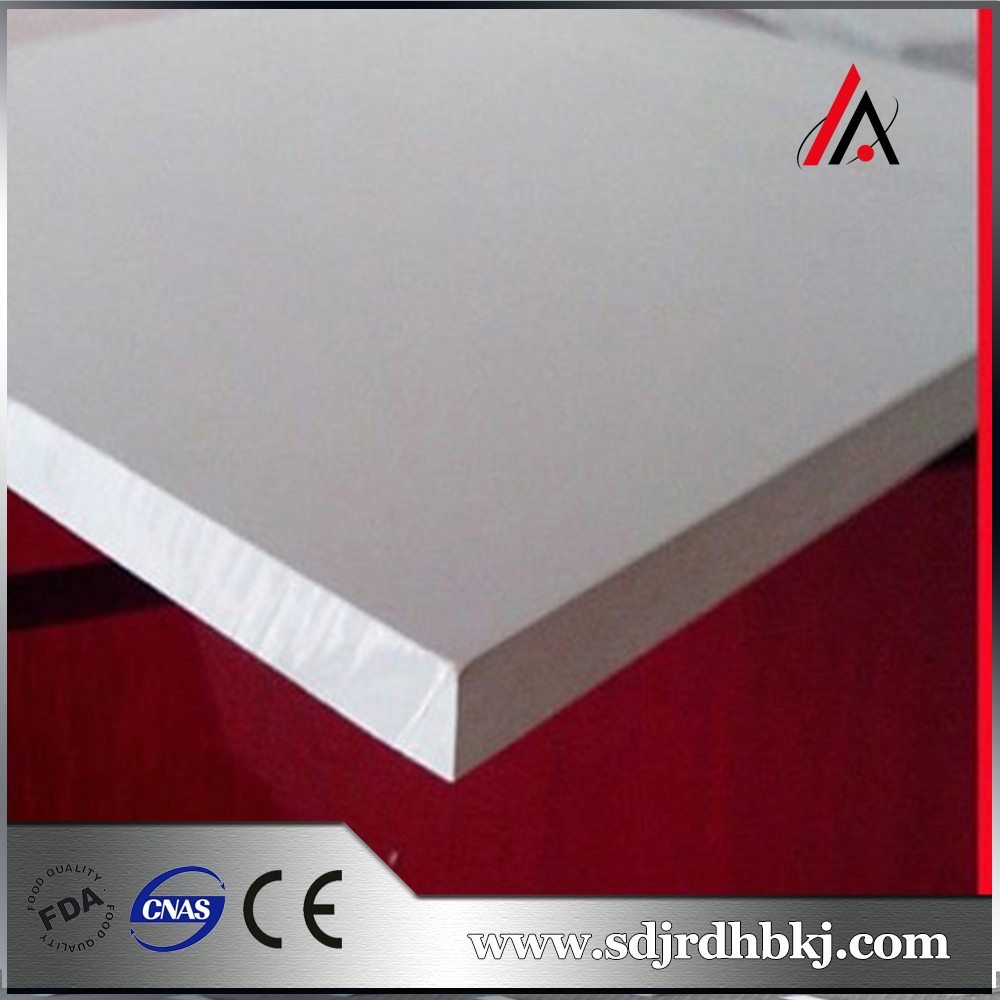 hot sale white ptfe pvc plastic sheet with different samples of quotations