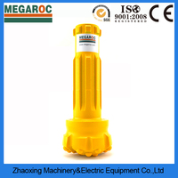 china Atlas Copco tungsten carbide DTH mining rock earth auger drill bits