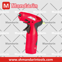 cordless hot melt glue gun 3.7V kit, 7.2mm glue sticks kit