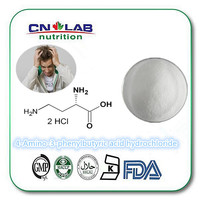 99% Phenibut 1078-21-3 white fine powder for tranquilizer and nootropics 8000kg stock goods for sales!