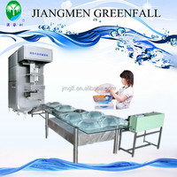 5-10L automatic pure/mineral water bagging device bag water filling packing machine sachet water making machine