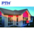 high quality modern design prefabricated villa with light steel structure