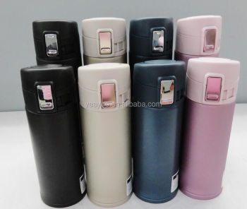 Top quality 18OZ/500ML sport water bottle 304 stainless steel insulated drinking bottle
