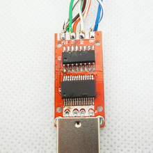 Rj45 Lan to RS232 Converter Cable with FTDI Chip