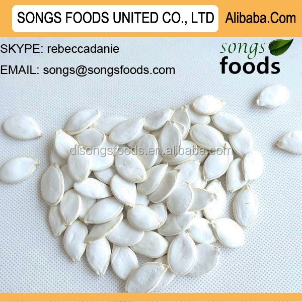 Delicoius Dried Snow White Pumpkin Seeds