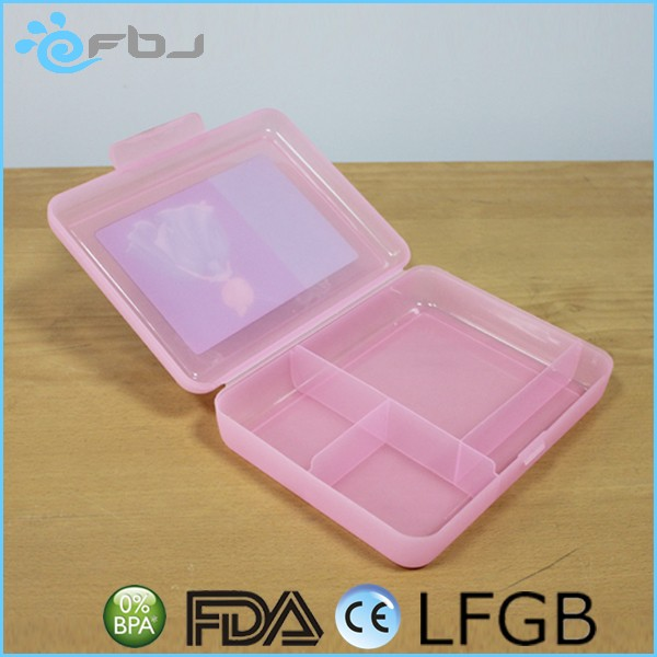 Wholesale 4 compartment disposable lunch box containers. * / ~