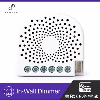 Z-Wave Smart Home Automation Systems Led Light Panel Dimmer 220v 1500w