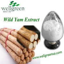 Low Price And Hot Product Wild Yam Tuber Extract 6% 8% 10% 16% 20% Diosgenin
