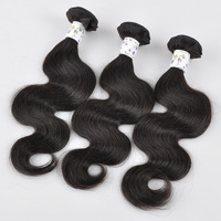 Factory Price Wholesale Virgin Hair Extension Cheap Body Wave Virgin Remy Hair