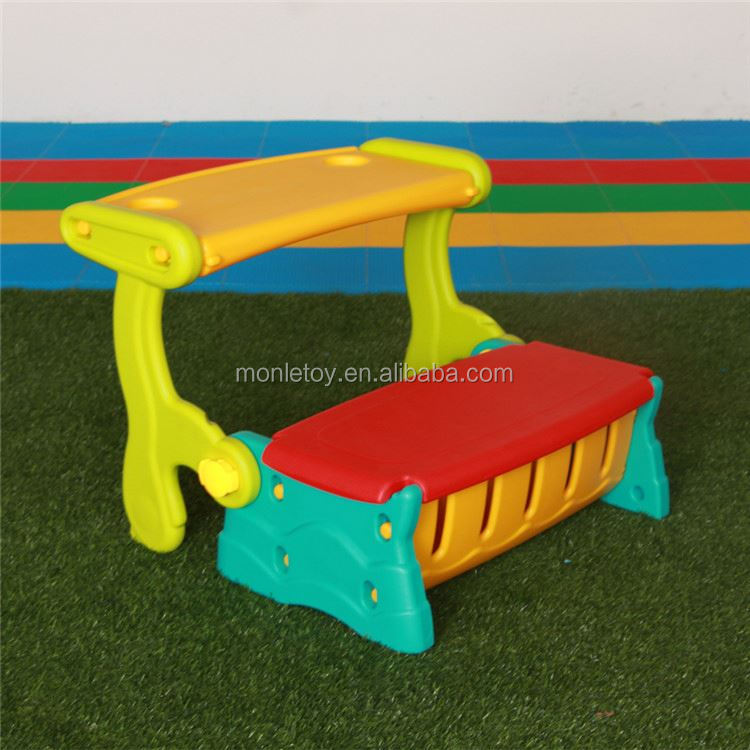 2017 Promotion children use china supplier kids desk with storage