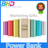 2016 Best business Gift Power Bank 4800/10000mAh Pokemon customized logo printing
