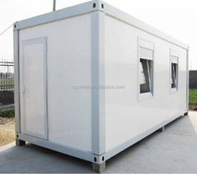 China's 20 feet container for sale/prefabricated container house prices