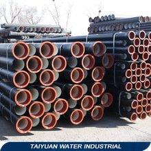 China manufacturer 300mm ductile cast iron pipe