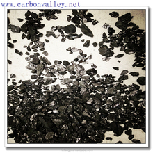 low ash sulphur and high carbon calcined anthracite from ningxia