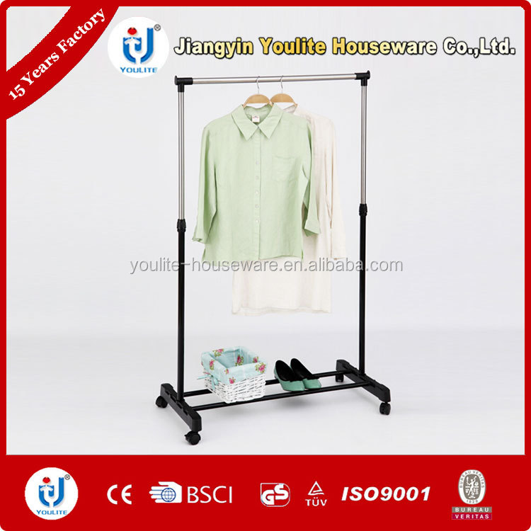 portable display bag hanger stand