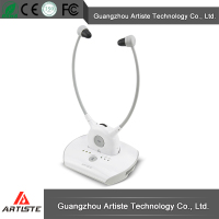 Popular new design white hearing aid amplifier