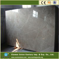 Chinese Light Emperador Marble honed polished price