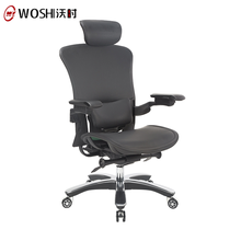 FSC Adjustable Pu Leather Executive Leather Office Chairs Guangdong+Luxury Executive Leather Office Chairs