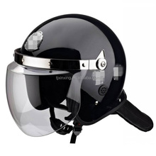 Anti riot police full face tactical helmet
