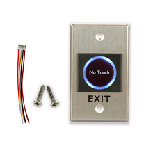 Infrared Sensor No Touch Exit Button door push exit button for door access control system