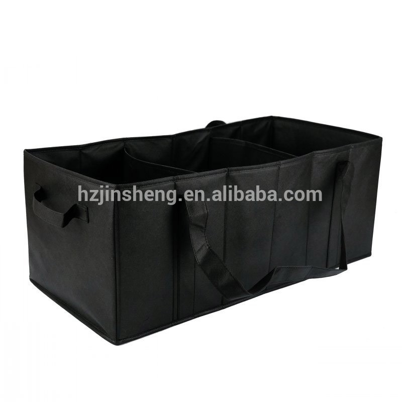 non woven 8 days car trunk storage bags
