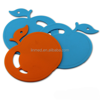 Custom Logo Heat Resistant Silicone Coaster Mat Coffee Cup Mat Pad
