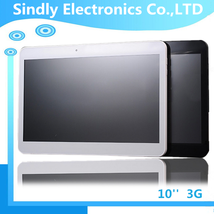 Hot And New 10.1 inch 3G GSM+GPS+IPS+Bluetooth Tablet pc