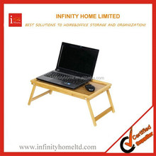17 inch Wooden Adjustable Over Bed Table