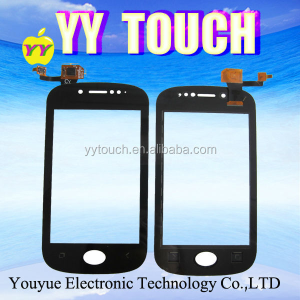 Fly IQ448 mobile touch screen display