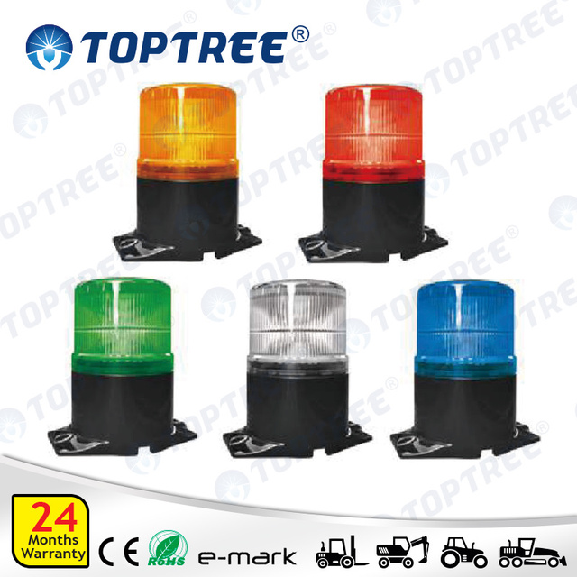 Amber led hideaway strobe lights 12v waterproof strobe beacons for security