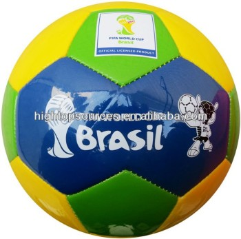 2014 brazil world cup promotional Soccer ball, Cheap Football