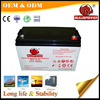 12V 90AH lead acid accumulator maintenance type long life telecom terminal gel battery