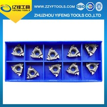 ISO metric thread tungsten carbide insert