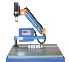 Industrial Servo M16 Automatic Threading Machine for Nuts