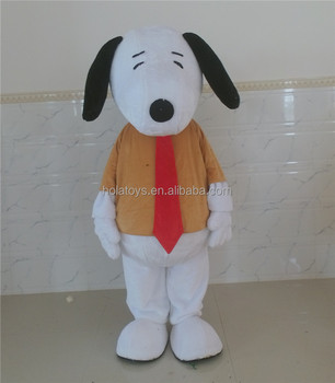 HOLA fur adult dog costume/mascot costume/dog costume for adults