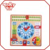 Children Learning Calendar Baby Toy Kids Wooden Toys