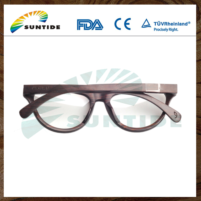 High Quaility Customized Wood Optical Glasses Frame