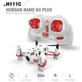 Hubsan H111C 480P Camera 3D Flip CF Mode 2.4G 4CH 6Axis RC Quadcopter Helicopter