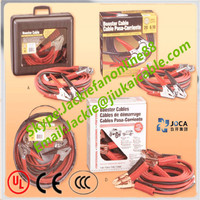 car jumper cables/ auto booster cable/battery cable for emergency