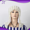 cheap medium length white body wave halloween costume wigs for sale online