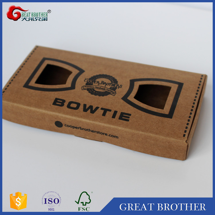 Luxury golden color custom paper box/wholesale high quality kraft paper box