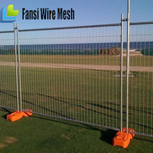 Renewable Sources Portable Australia Temporary Dog Fence Panels Hot Sale