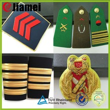 super quality customized military captain epaulette
