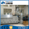 PP / PE high output pvc softtextile roofing sheet making machine