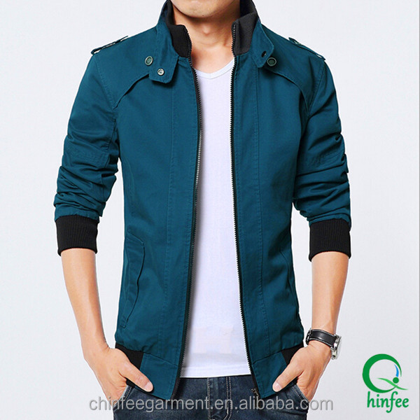 New fashion design men italy style jackets