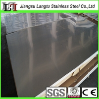 ASTM PVC film square meter price stainless steel plate for Kitchen table material