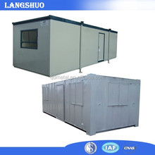 comfortable stackable China container house pre-made container house