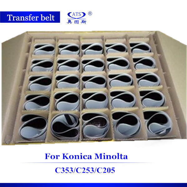 quality products transfer belt c353 compatible transfer belt c253 205 for konica minolta copier spare parts