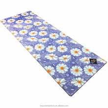 Factory Direct Sale multi color custom design eco yoga mat cover