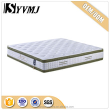 "breathable standard roll up packing 12"""" memory foam mattress"